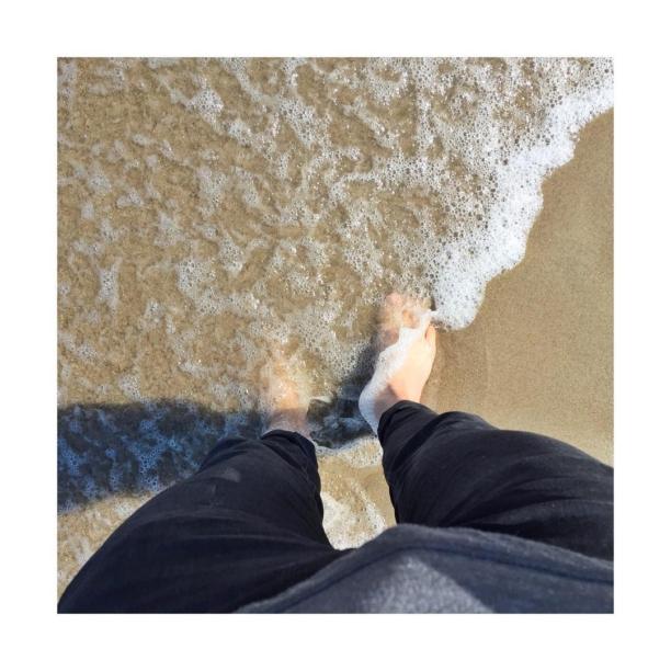 no place like #home ☀️#baltic #sea #beach #rostock #summer #summerfun #summerheat #ostsee #trip