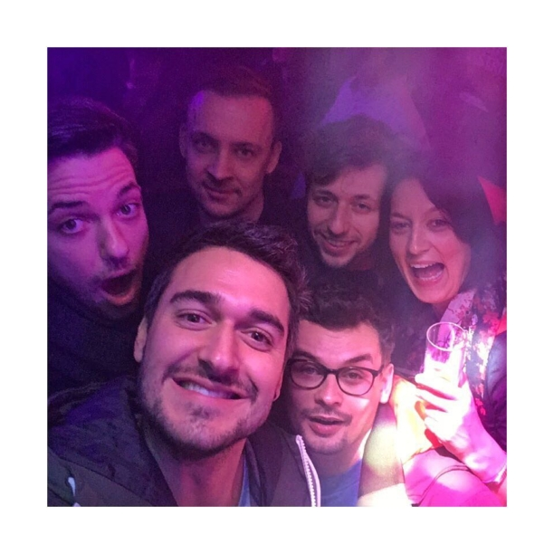 #Birthday #Party with #Friends in #Cologne.  I had fun, I swear 😂🕺🏼👯 #funny #goodtime #happy